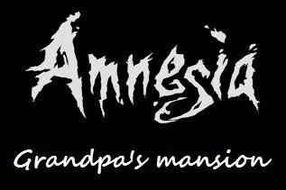 Amnesia: Grandpa's mansion (Finnish version)