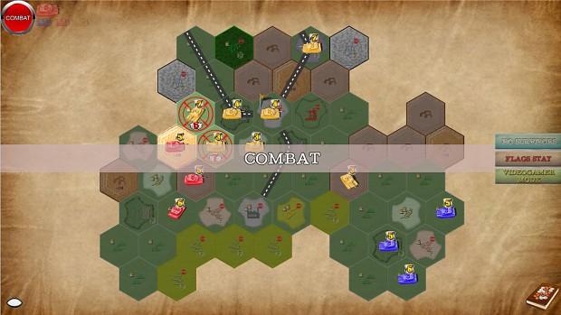 Retaliation Path of War 1.02
