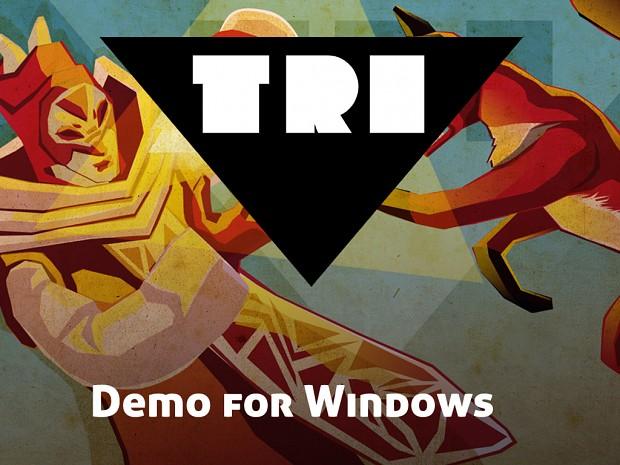 TRI Demo (Windows)