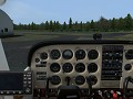 Alabeo Cessna 172RG Cutlass Panel Edit