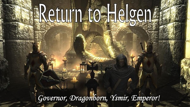 Return to Helgen