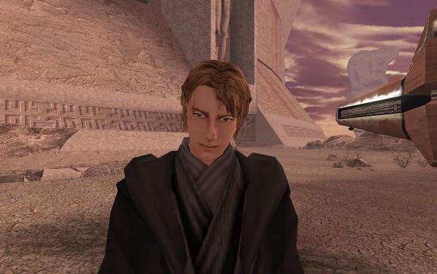 Ep. 3 Anakin Skywalker ALPHA-2