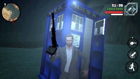 Android Doctor Who Package v3.2