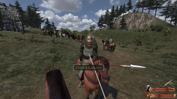 Blood in the West -Ivanhoe Version -beta 1.3