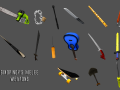 GinoPinoy's Melee Weapons