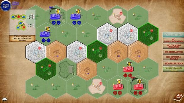 Retaliation Path of War Flash Demo #3