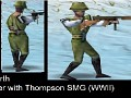 [TRY-OUT] U.S. Soldier with M1A1 Thompson