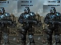 Gears of War 3 COG Texture Replacement Pack