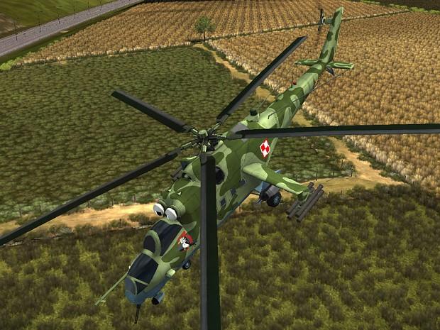 [RLTF] Mi-24W (ALB & RD versions)