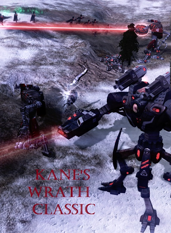 Kane's wrath Classic Refineries and Harvesters Edi
