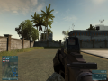 Battlefield 4 M416  holosight