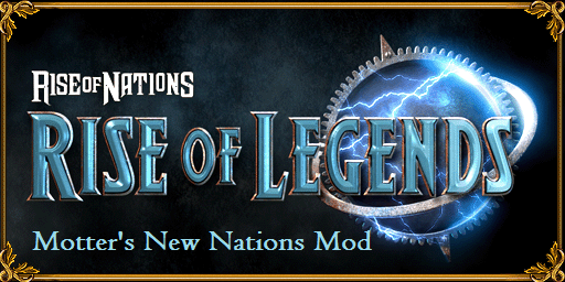 Motter's New Nations Mod - fixed maps and tutorial
