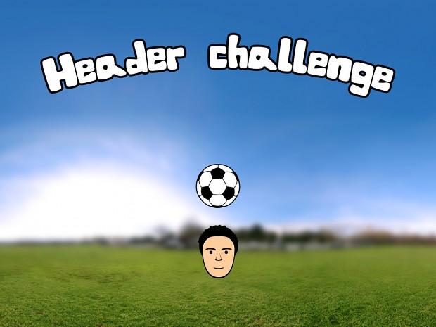 Header challenge v1.1.1