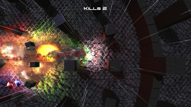 Galactic ring of doom for Linux