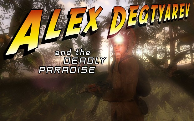Alex Degtyarev and The Deadly Paradise