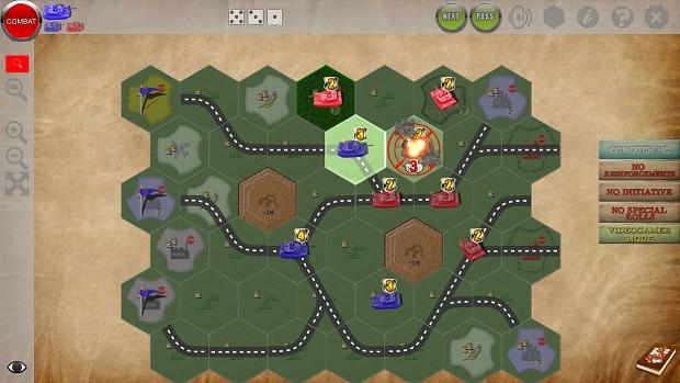 Retaliation Path of War Flash Demo #5