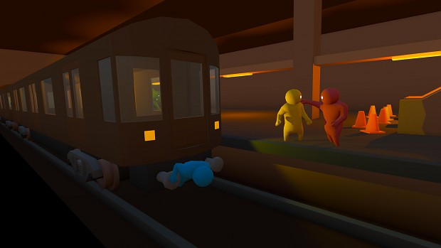 Gang Beasts 0.0.3 (Mac)