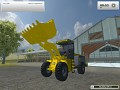 Cat Wheel Loader: Mod files