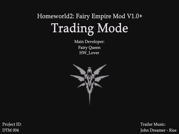 Trading Mode Intro