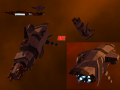 Homeworld 2: Hiigaran Multi-Role Cruiser