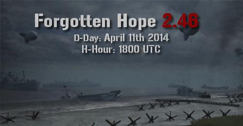 Forgotten Hope 2.46 (1/2)