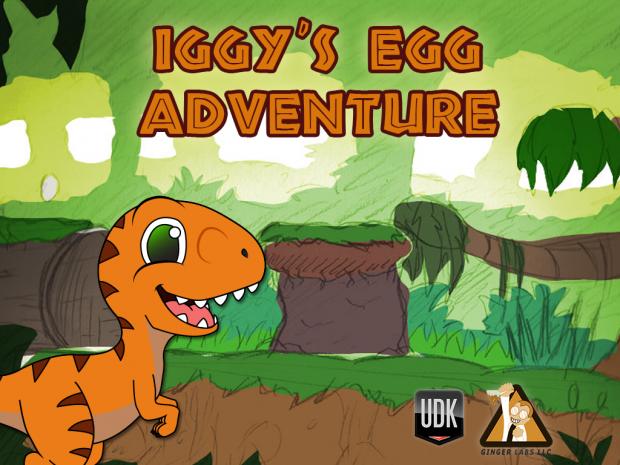 Iggy's Egg Adventure Alpha Demo 2.0