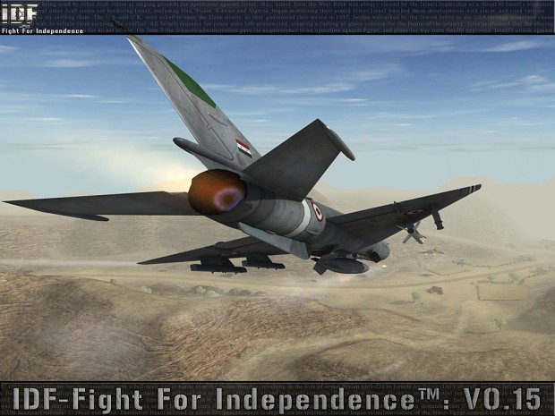 IDF - Fight For Independence: V0.15