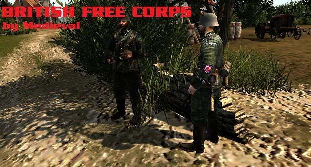 British Free Corps Skin