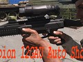 Scorpion 12GAU Auto Shotgun