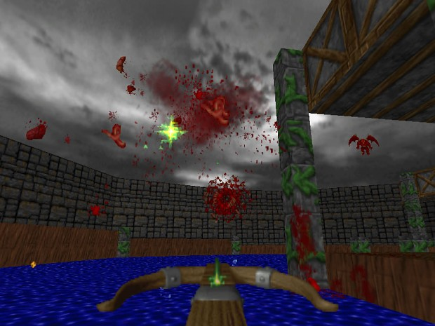 Ketchup - Universal Gore Mod T4
