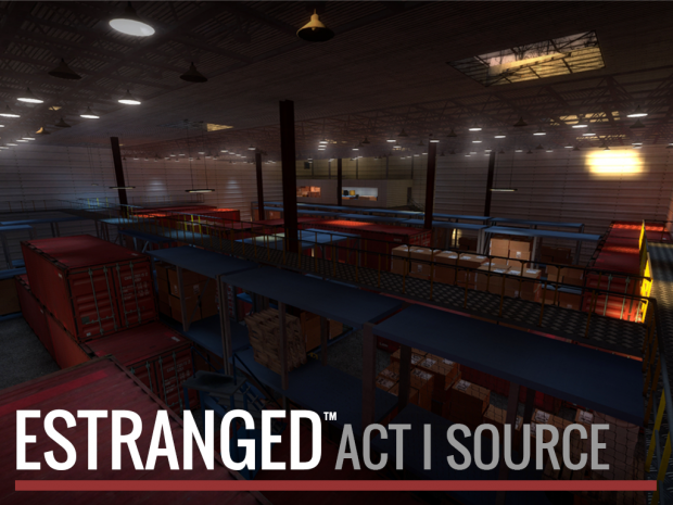 Estranged: Act I Source Code