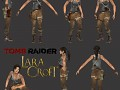 Lara Croft Client Player Skin