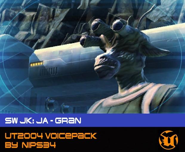 SW JK: JA - Gran