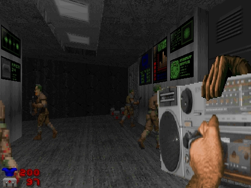 Doom Rickoller (D2-TNT-PLUTONIA-D1)