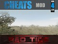 Cheats mod - Red Tide 4.3.0