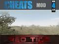 Cheats mod - Red Tide 4.3.0