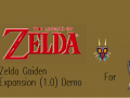 Zelda Gaiden Expansion Demo
