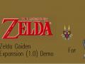 Zelda Gaiden Expansion Demo