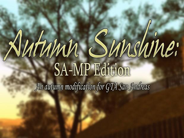 Autumn Sunshine: SA-MP Edition