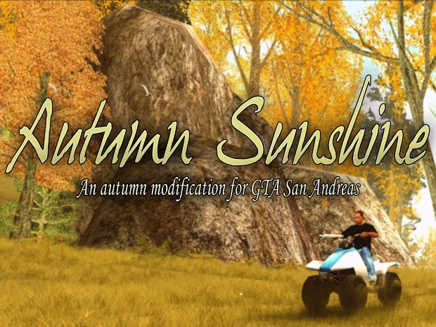 Autumn Sunshine (automatic installation)