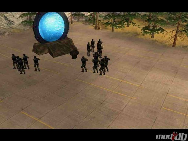 Stargate Beta 3 For Forces of Corruption