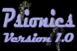 Psionics Mutator 1.0