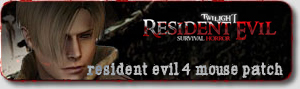 Resident Evil 4 MouseAim Patch 1.1