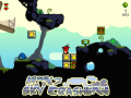 A Game with a Kitty 7: Sky Crashers (Android)