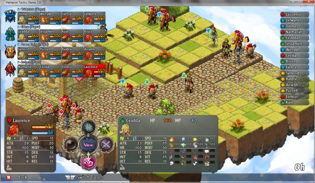 Hartacon Tactics Demo - May 2014