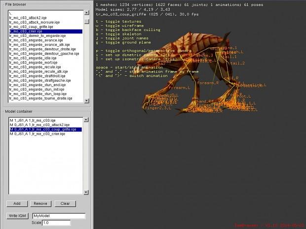IqeBrowser V1.10