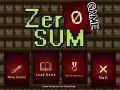 Zero Sume Game