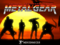 Outer Heaven Mercenaries wallpaper