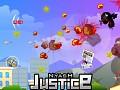 Nyash Justice. Prosecutor-chan game