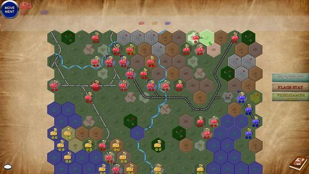 Retaliation Path of War 1.10